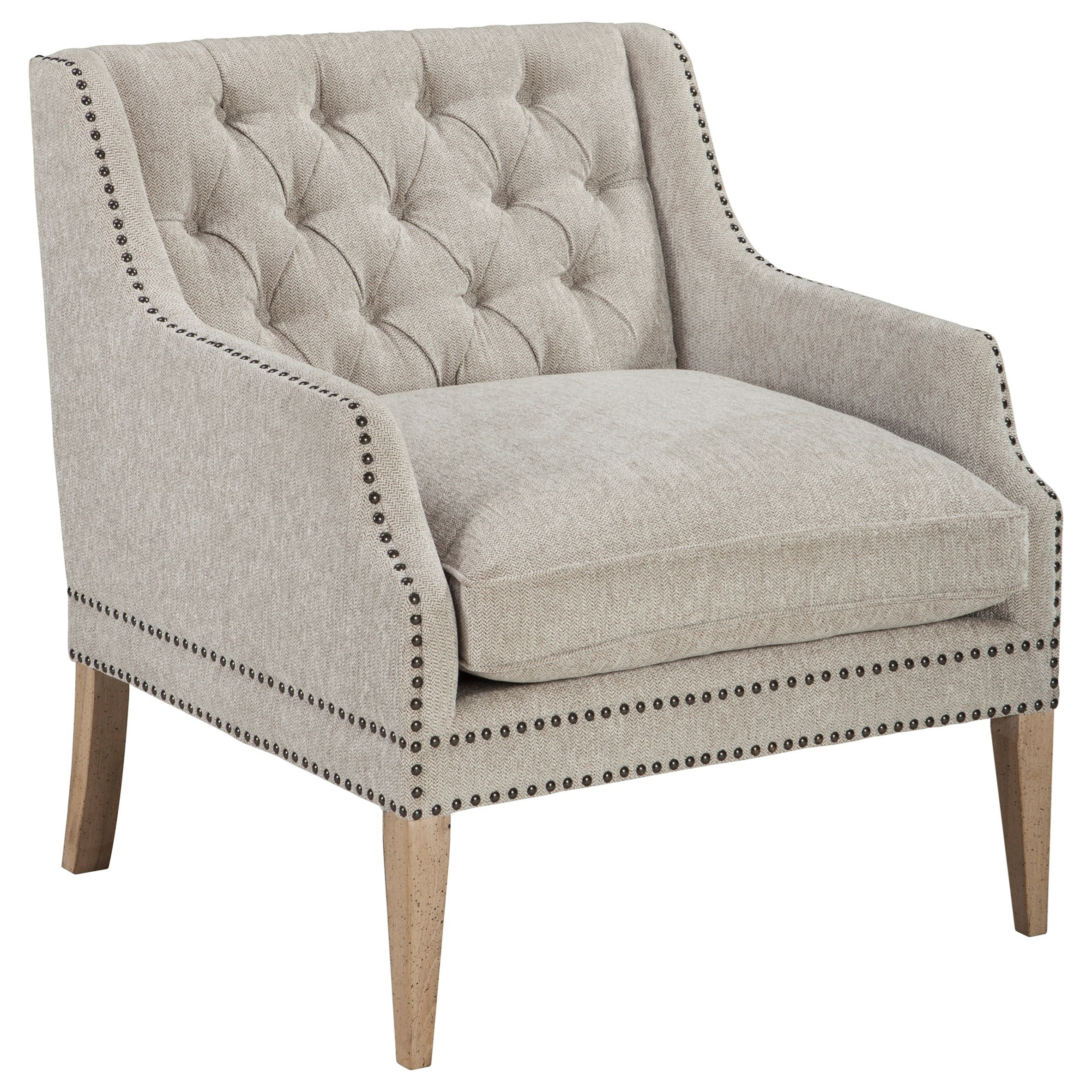 Signature Design by Ashley Trivia Accent Chair - Item Number: A3000039