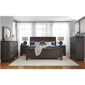 Signature Design by Ashley Trudell Queen 6-Piece Bedroom Group