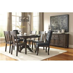 Signature Design by Ashley Trudell Formal Dining Room Group