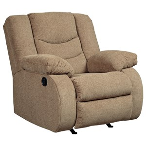 Signature Design by Ashley Tulen Rocker Recliner