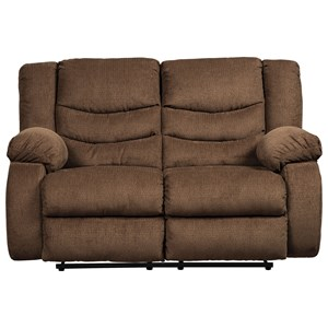 Signature Design by Ashley Tulen Reclining Loveseat