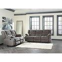 Signature Design by Ashley Tulen Reclining Living Room Group - Item Number: 98606 Living Room Group 1