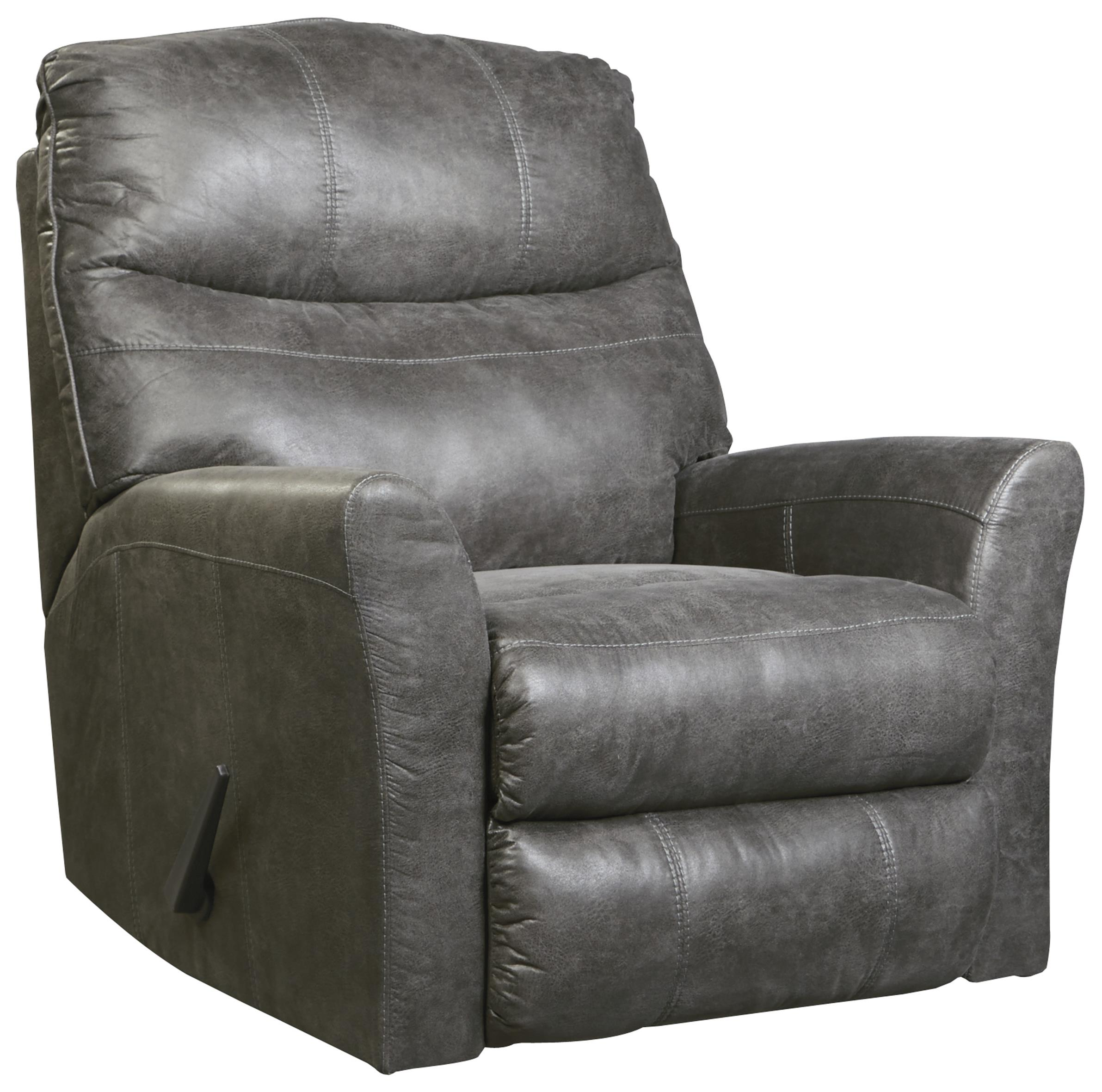 Signature Design by Ashley Tullos Rocker Recliner - Item Number: 6920225