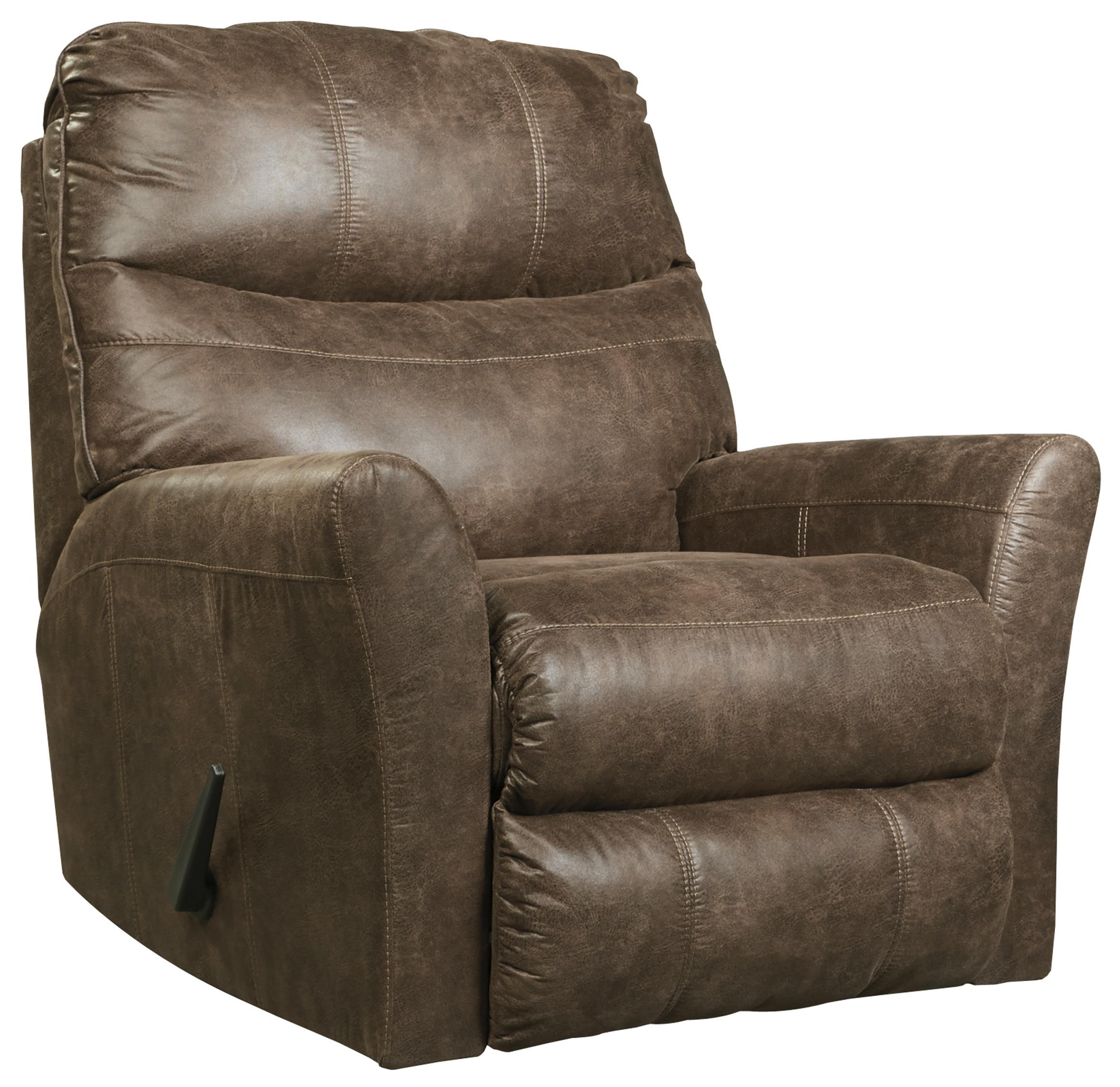 Signature Design by Ashley Tullos Rocker Recliner - Item Number: 6920325