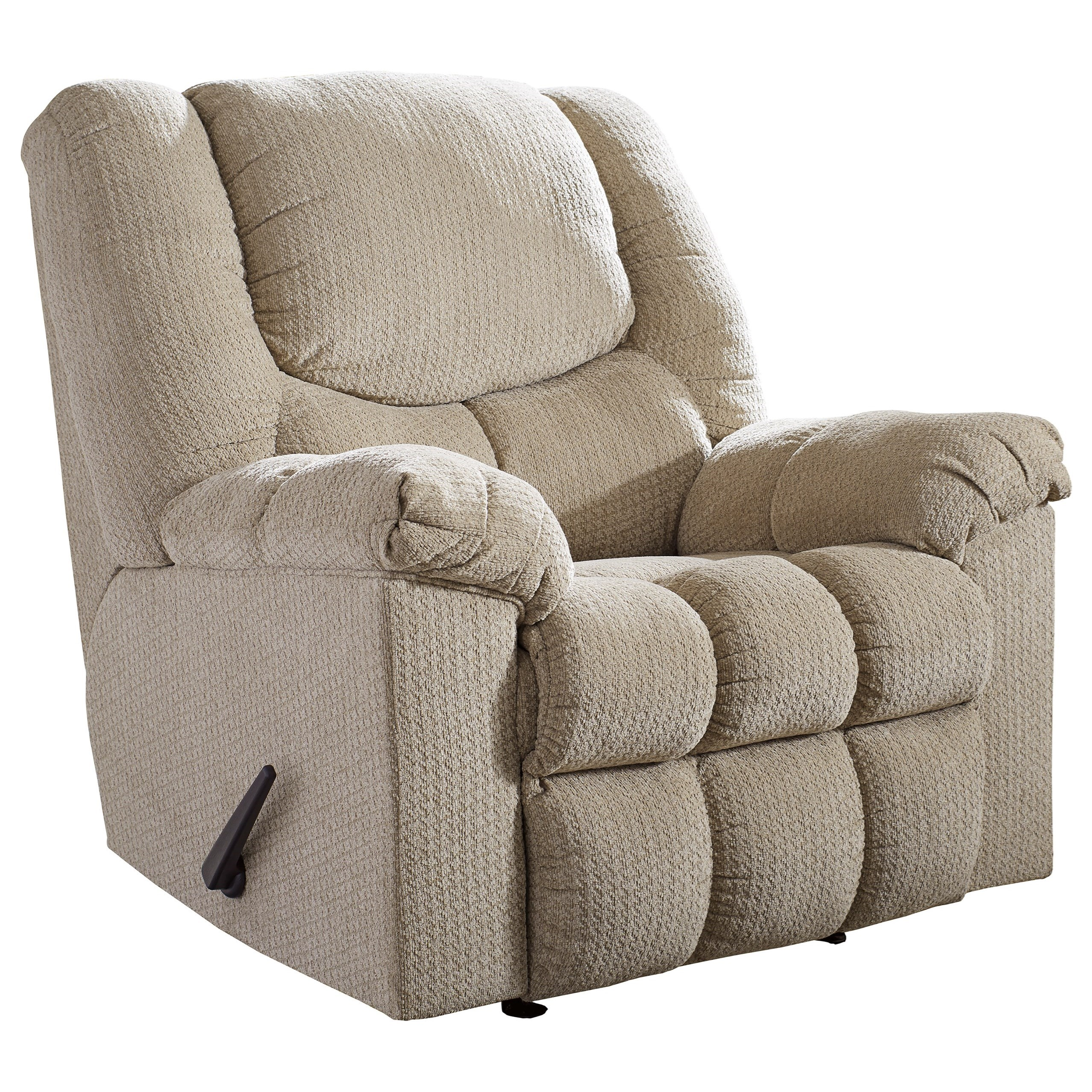 Signature Design by Ashley Turboprop Rocker Recliner - Item Number: 5000525