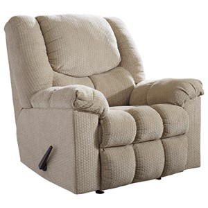 Signature Design by Ashley Turboprop Rocker Recliner