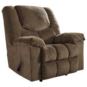Signature Design by Ashley Furniture Turboprop Rocker Recliner