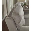 Signature Design by Ashley Uhland Contemporary Power Reclining Loveseat w/ Adjustable Headrest