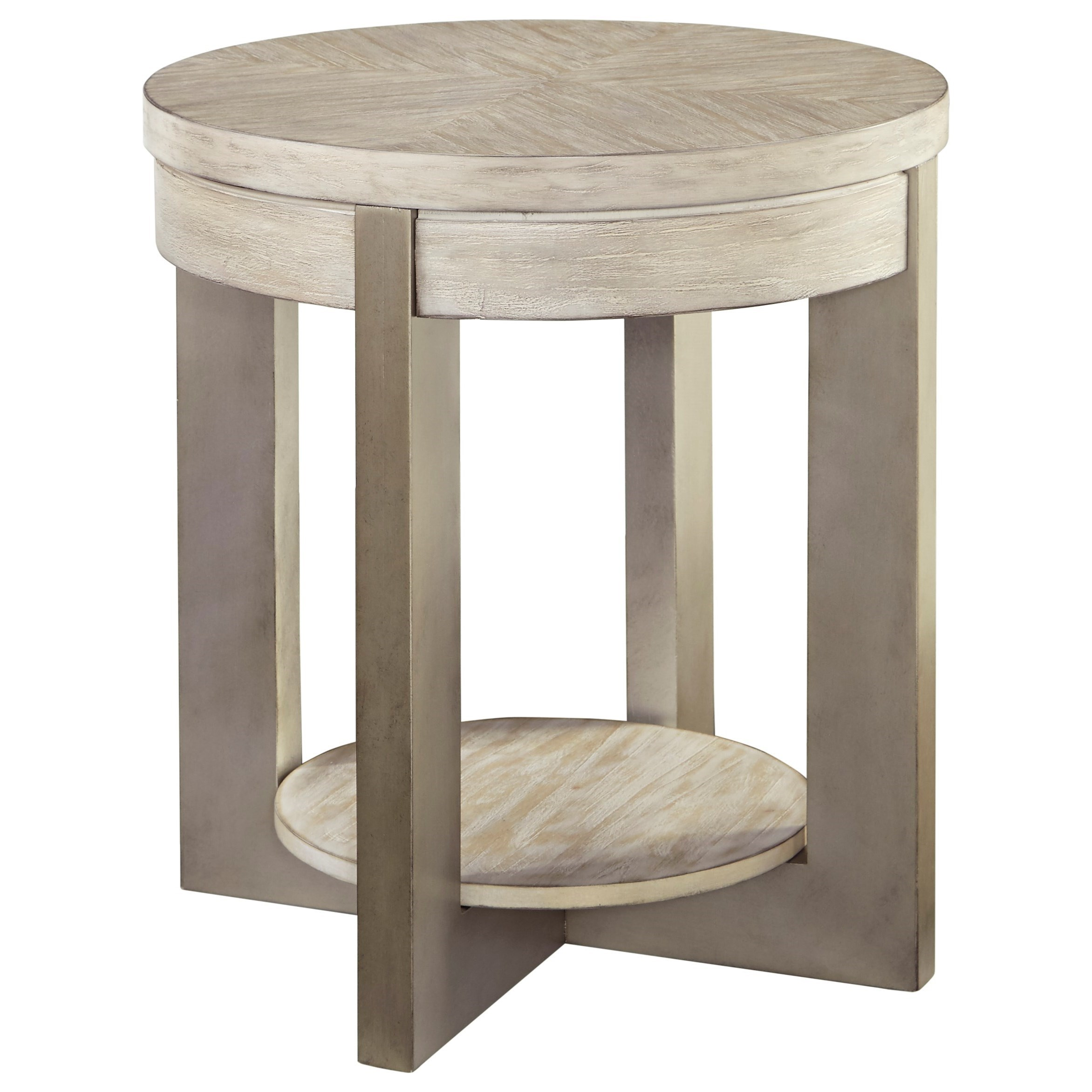 Urlander End Table by Signature Design by Ashley at HomeWorld Furniture