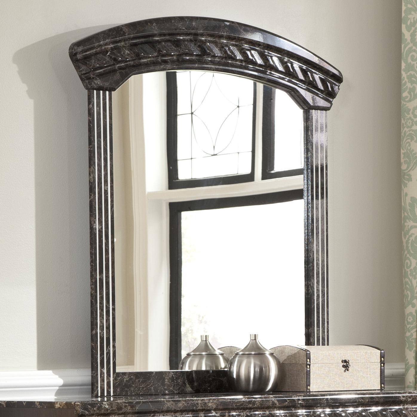 Signature Design by Ashley Vachel Bedroom Mirror - Item Number: B264-36
