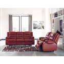 Signature Design by Ashley Vacherie Reclining Living Room Group - Item Number: 79306 Living Room Group 3