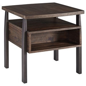 Signature Design by Ashley Vailbry Rectangular End Table
