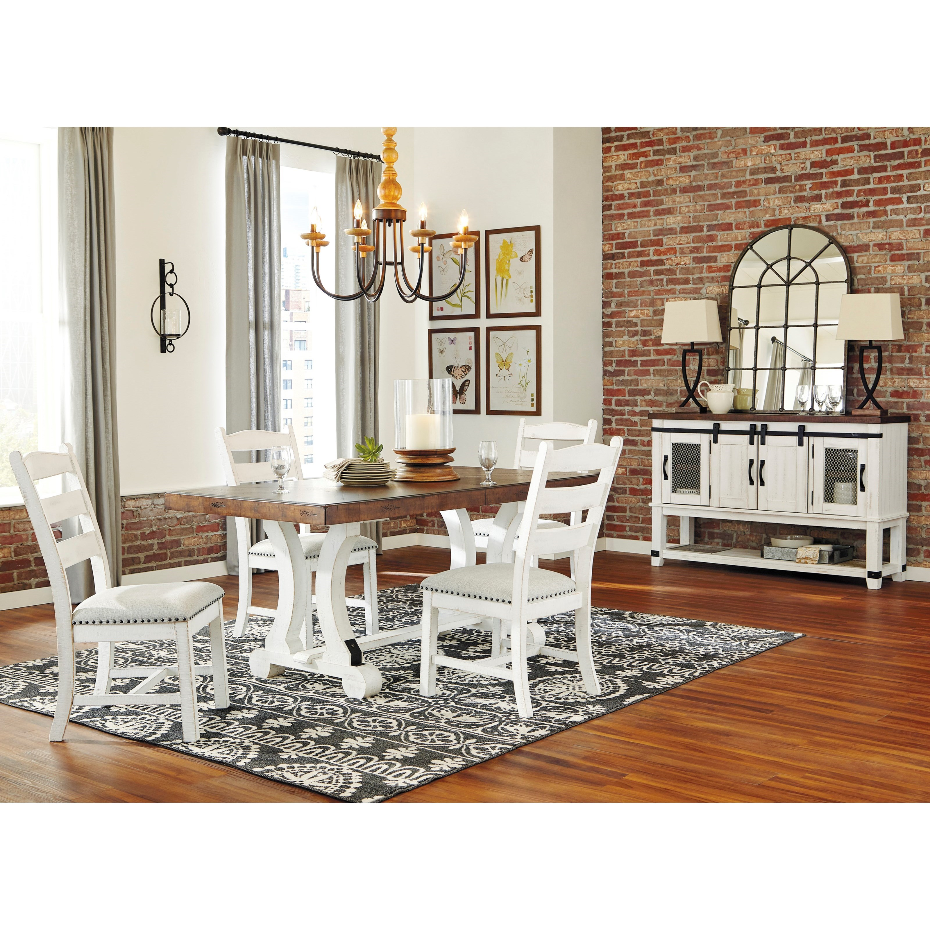 Ashley (Signature Design) Valebeck Casual Dining Room