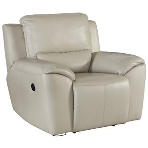 Signature Design by Ashley Valeton Power Recliner