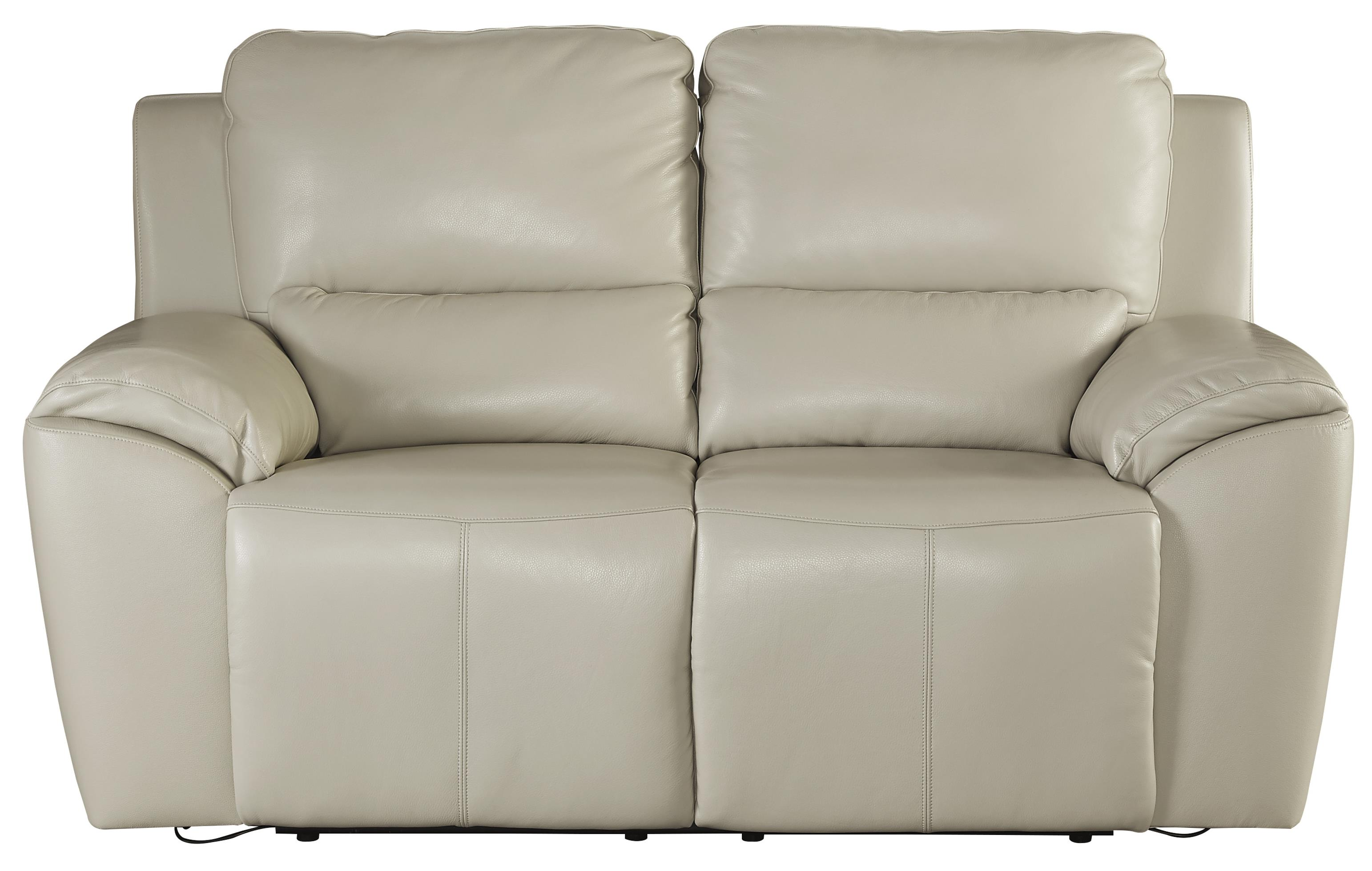 Signature Design by Ashley Valeton Reclining Power Loveseat - Item Number: U7350074