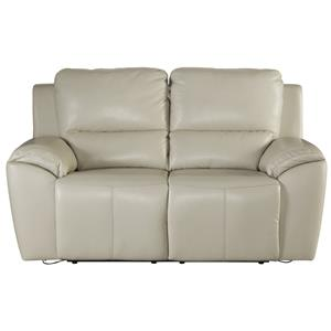 Signature Design by Ashley Valeton Reclining Power Loveseat