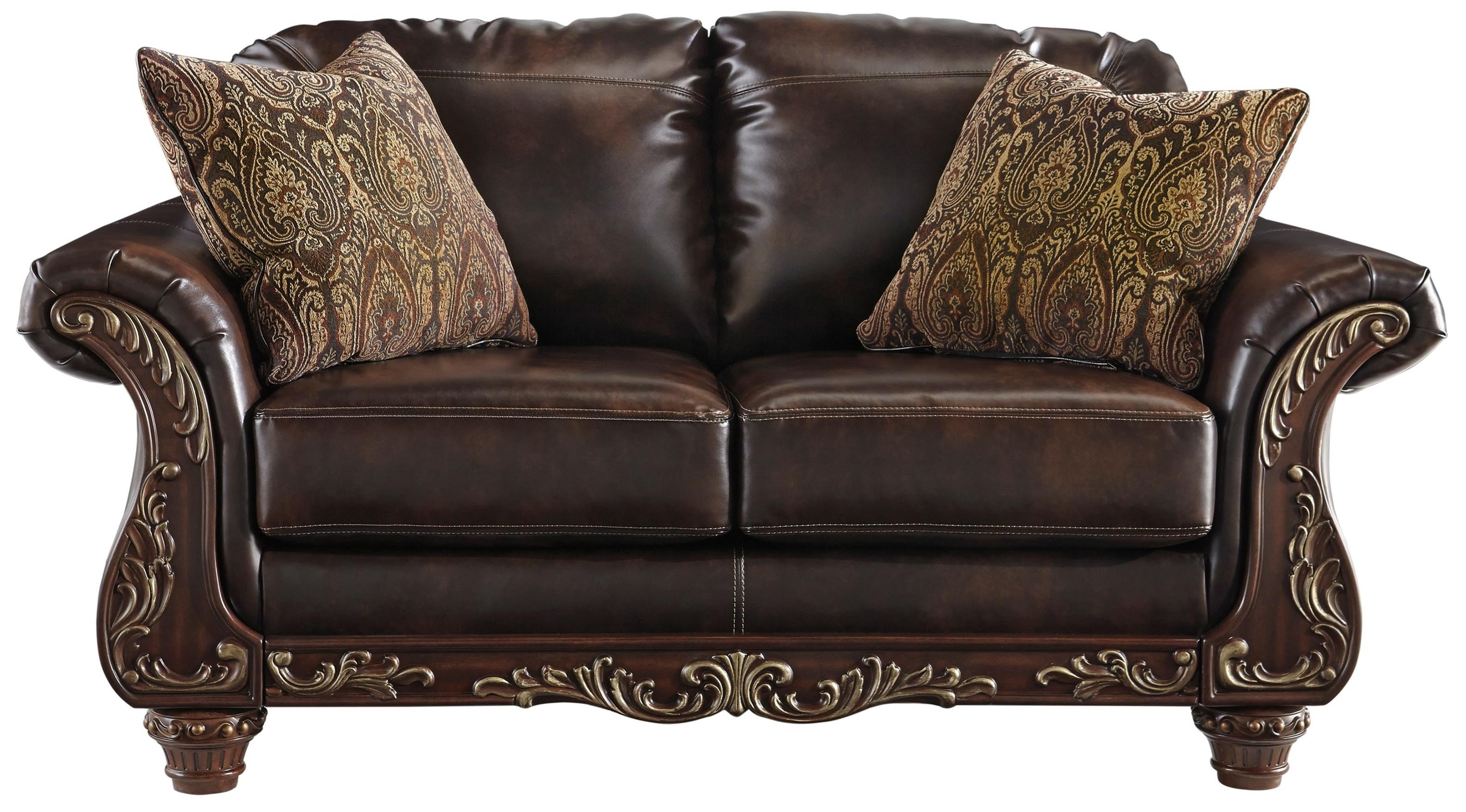 Signature Design by Ashley Vanceton Loveseat - Item Number: 6740235