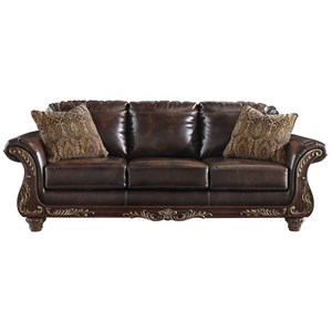 Signature Design by Ashley Vanceton Sofa