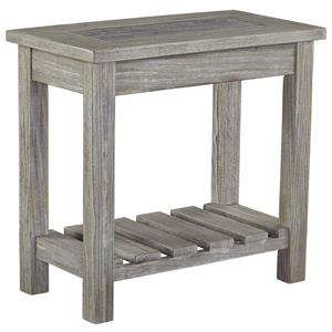 Ashley Signature Design Veldar Chair Side End Table