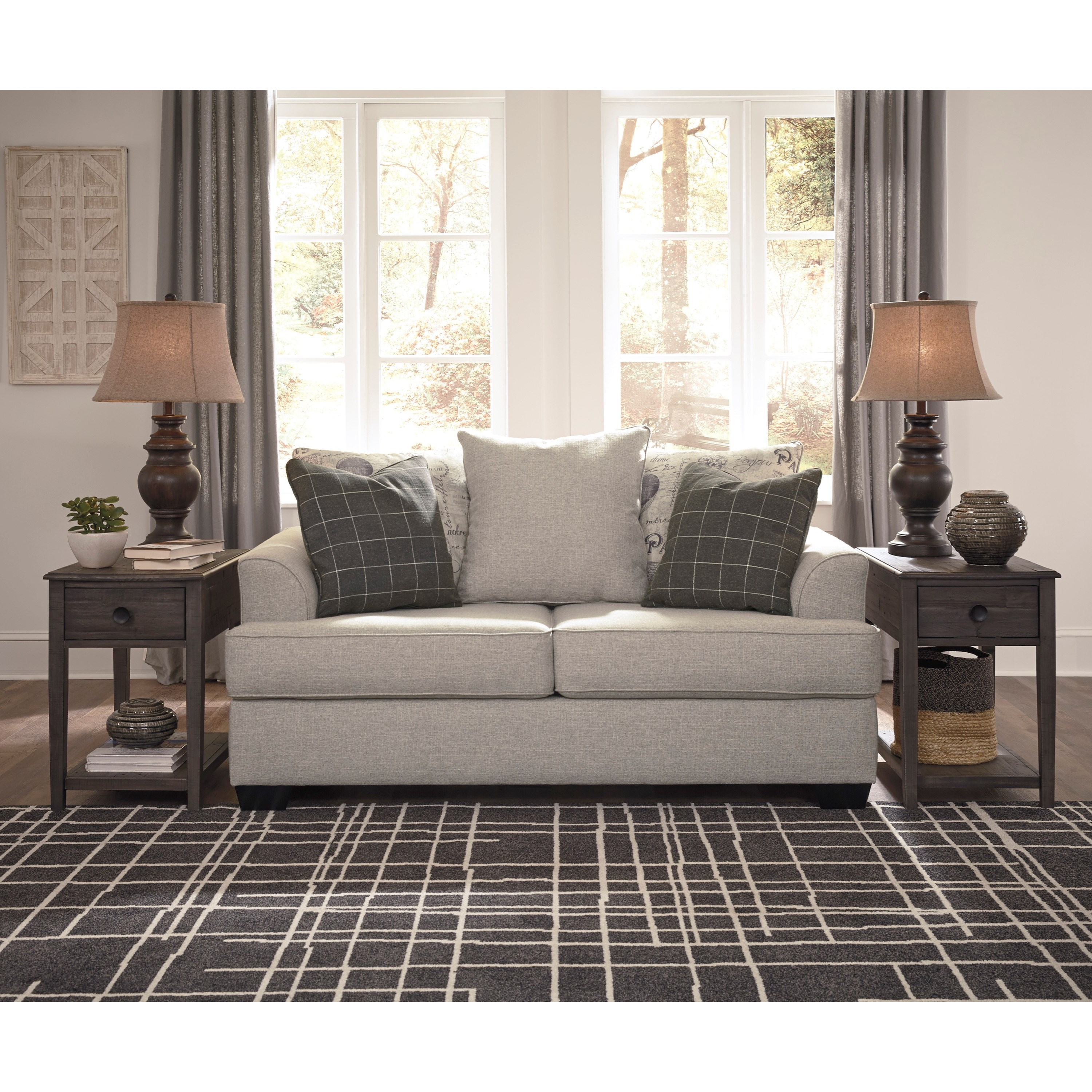 Levits Furniture: Signature Design By Ashley Velletri 7960435 Relaxed