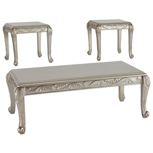 Signature Design by Ashley Verickam Occasional Table Set
