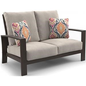 Villa Loveseat with Cushion