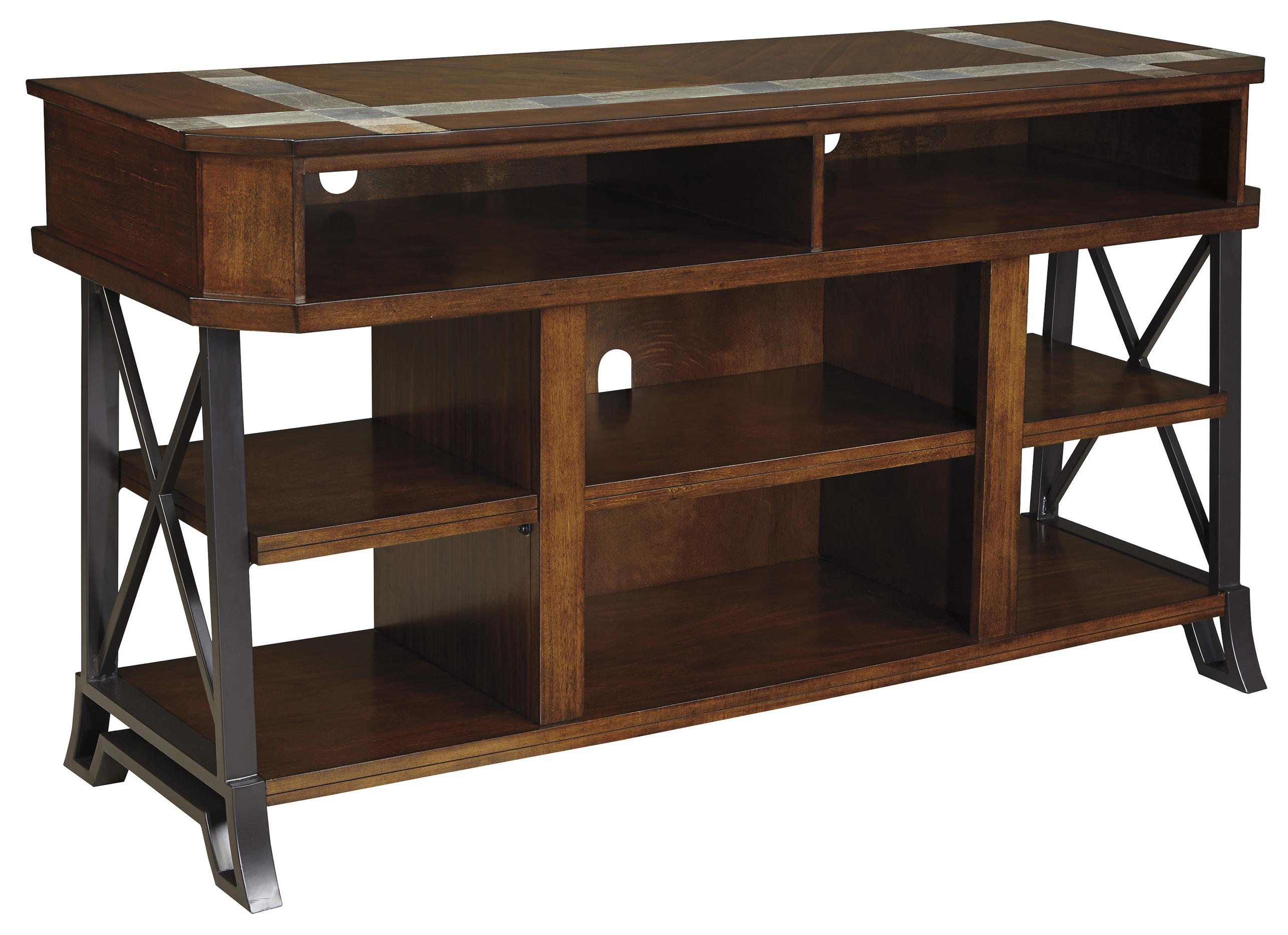 Signature Design by Ashley Vinasville Large TV Stand - Item Number: W552-68