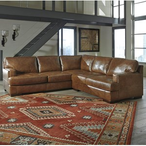 Signature Design by Ashley Vincenzo 2-Piece Sectional