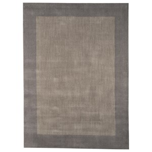 Signature Design by Ashley Casual Area Rugs Bartholomew Gray Medium Rug
