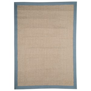 Signature Design by Ashley Casual Area Rugs Ebenezer Light Blue Large Rug