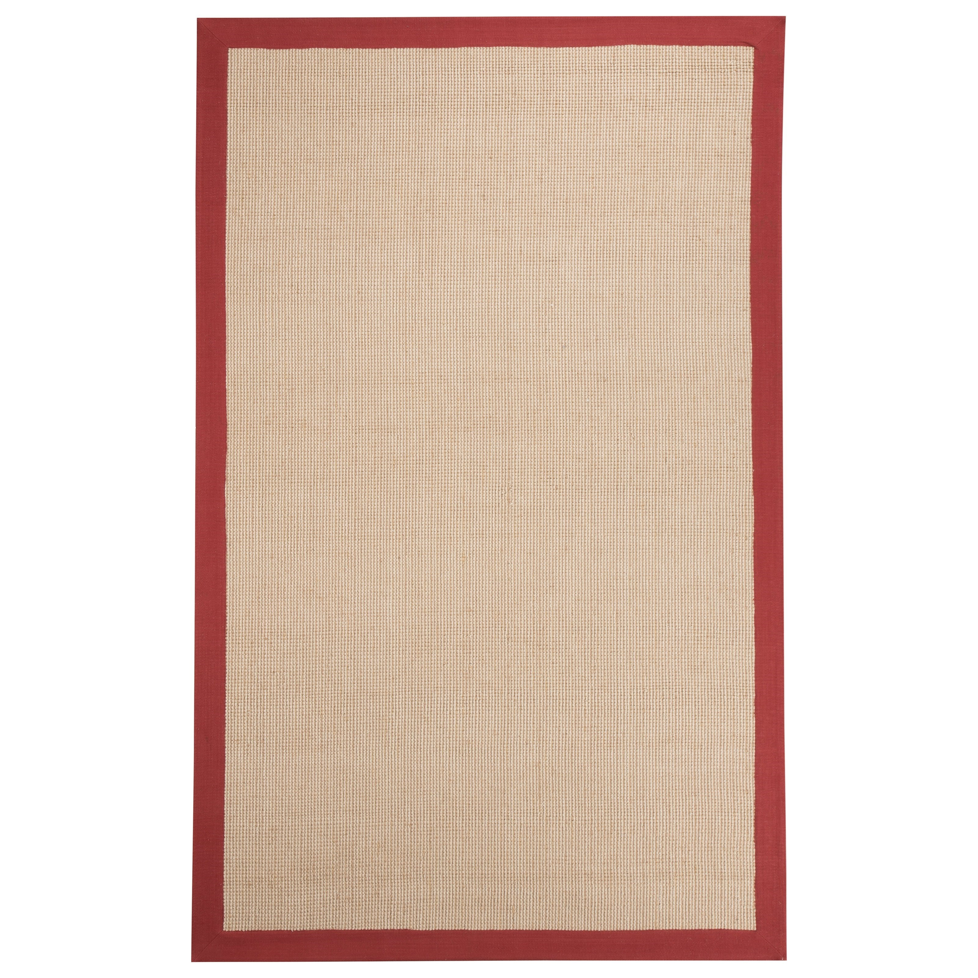Ebenezer Red Medium Rug