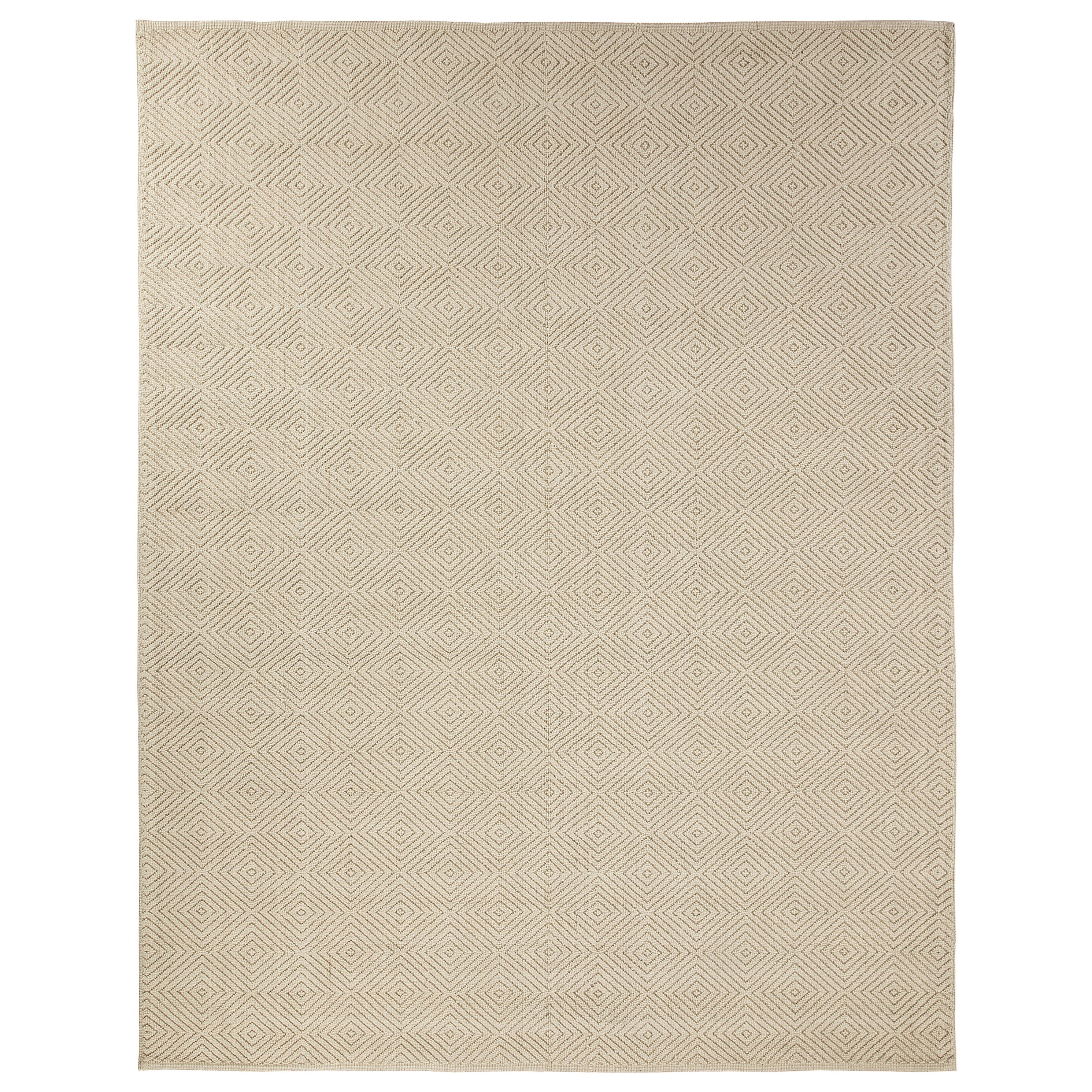 Signature Design by Ashley Casual Area Rugs Harper Ivory Large Rug - Item Number: R400051