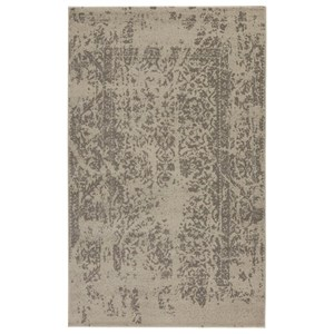 Signature Design by Ashley Casual Area Rugs Jag Tan/White Medium Rug