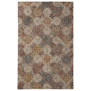 Signature Design by Ashley Casual Area Rugs Sunizona Multi Large Rug