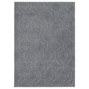 Signature Design by Ashley Casual Area Rugs Matthew Titanium Medium Rug
