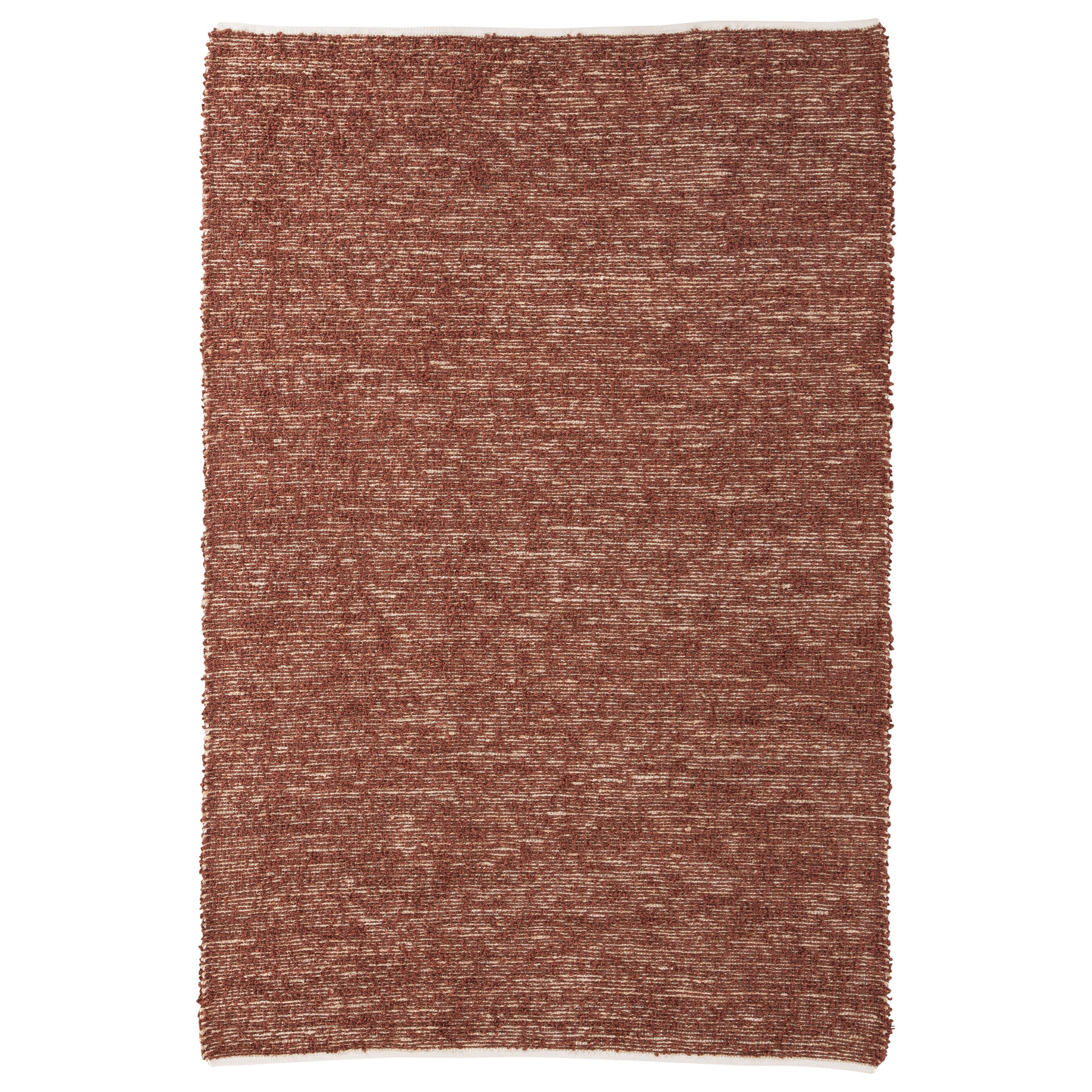Signature Design by Ashley Casual Area Rugs Taiki Brown Medium Rug - Item Number: R400902