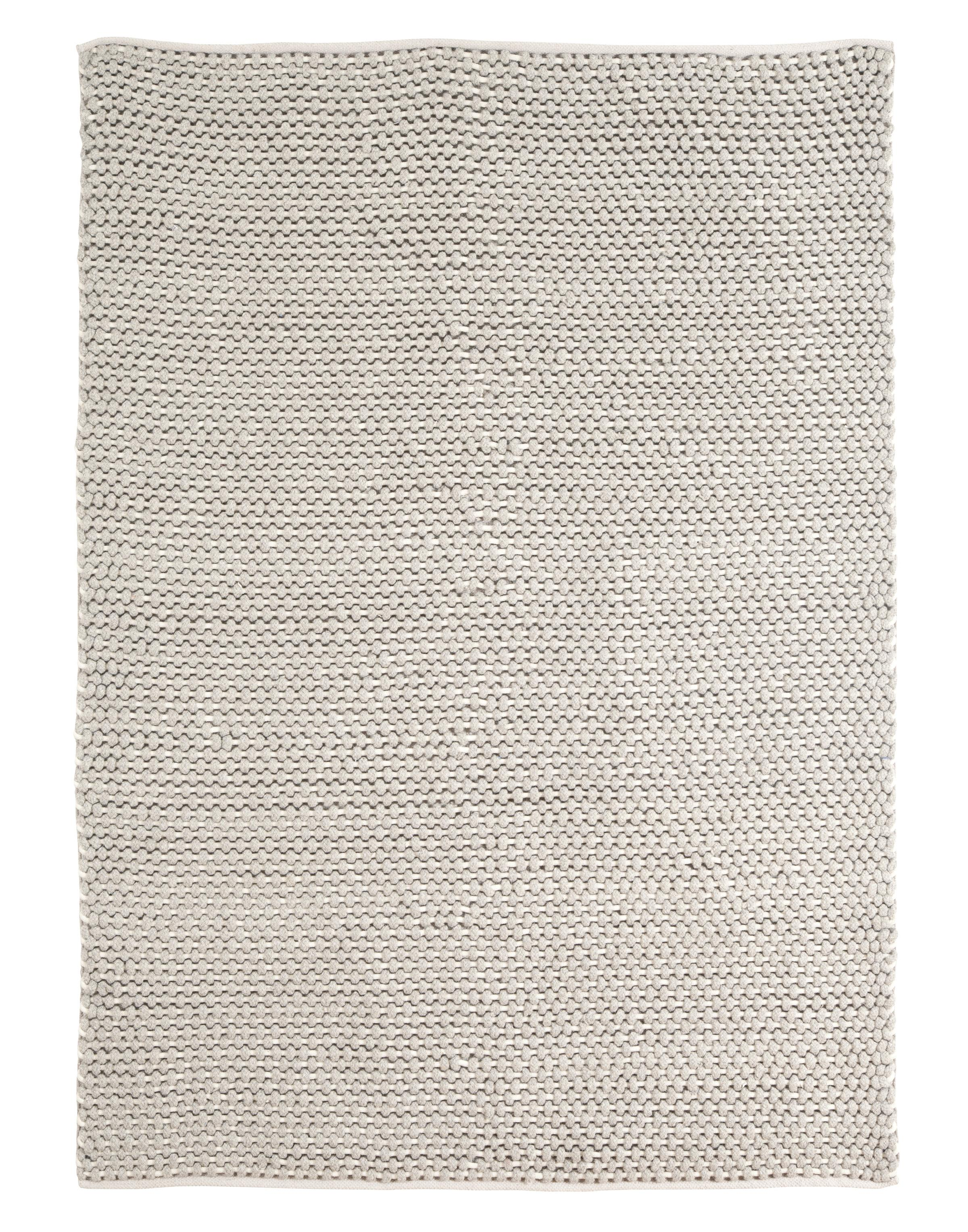 Signature Design by Ashley Casual Area Rugs Handwoven - Gray Medium Rug - Item Number: R401422