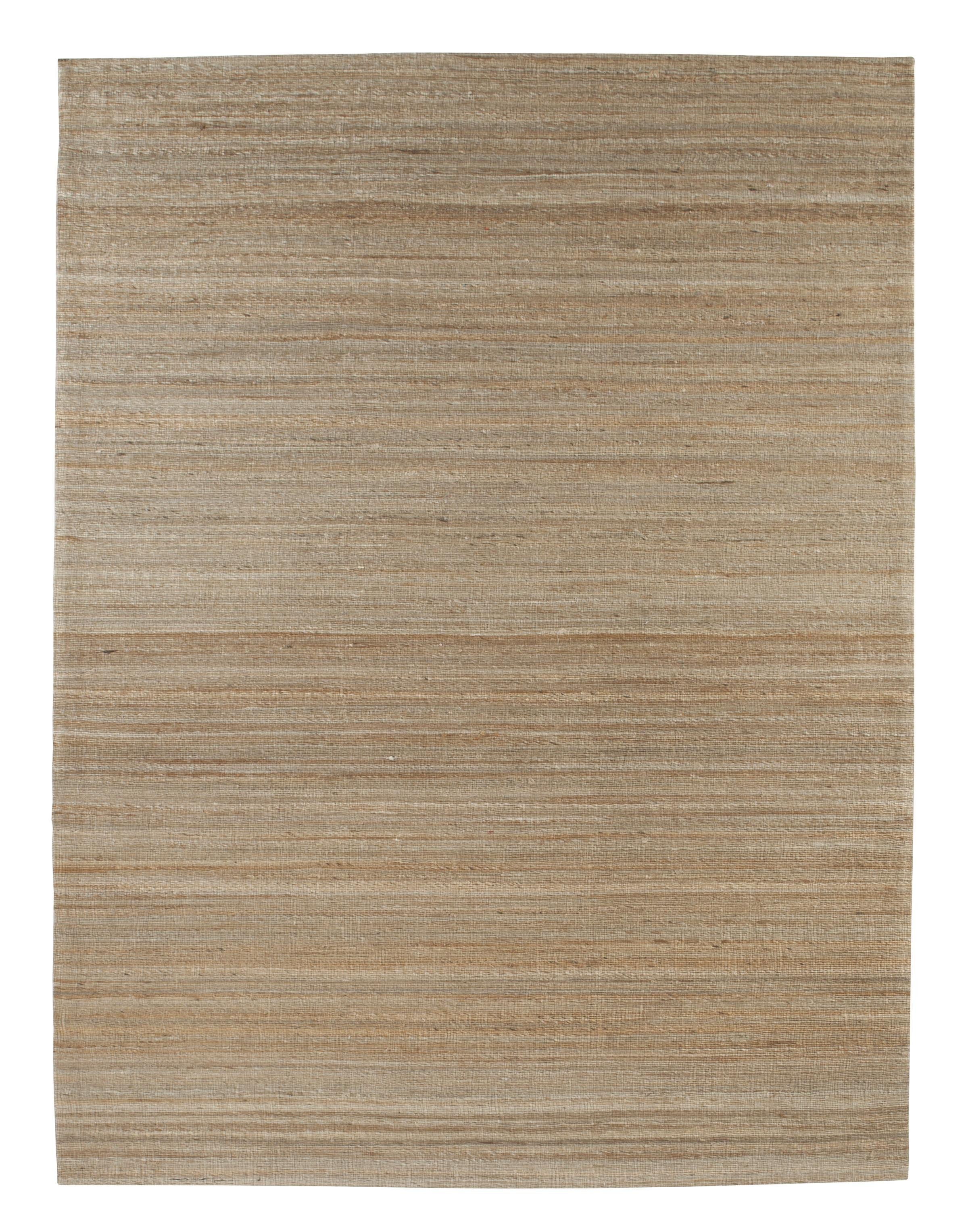 Signature Design by Ashley Casual Area Rugs Handwoven - Tan Medium Rug - Item Number: R401442