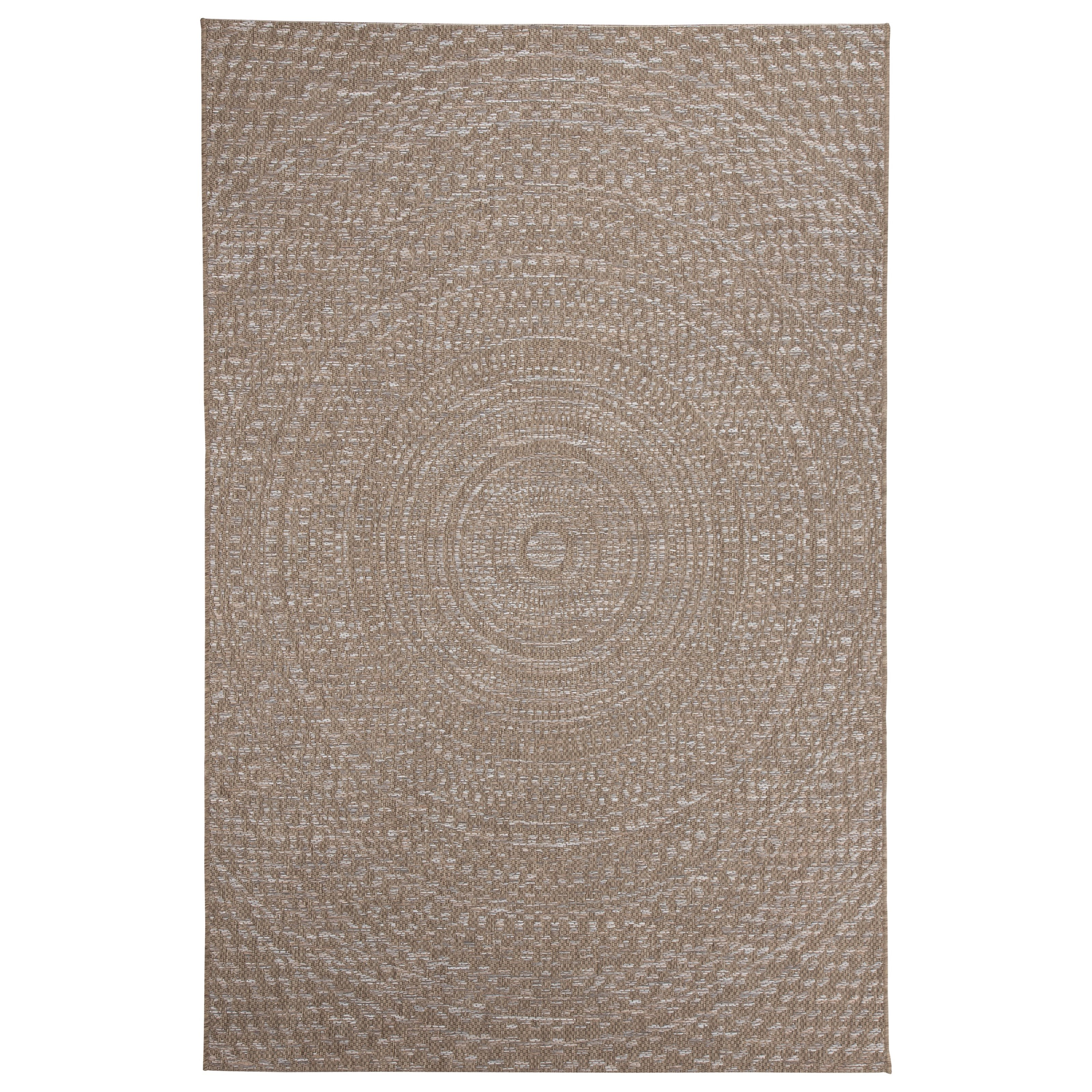 Signature Design by Ashley Casual Area Rugs Larber Gray Medium Rug - Item Number: R401832
