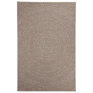 Signature Design by Ashley Casual Area Rugs Larber Gray Large Rug