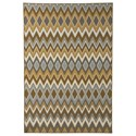 Signature Design by Ashley Casual Area Rugs Dedura Multi Large Rug - Item Number: R402201