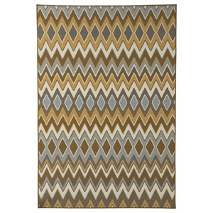 Signature Design by Ashley Casual Area Rugs Dedura Multi Medium Rug