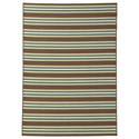 Signature Design by Ashley Casual Area Rugs Matchy Lane Brown/Blue/Green Medium Rug - Item Number: R402232