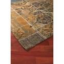 Signature Design by Ashley Casual Area Rugs Stevensville Beige/Brown Medium Rug