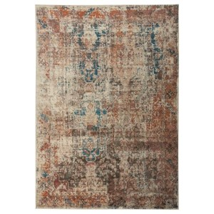 Signature Design by Ashley Casual Area Rugs May Multi Medium Rug