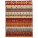 Signature Design by Ashley Casual Area Rugs Jaide Multi Large Rug - Item Number: R403201