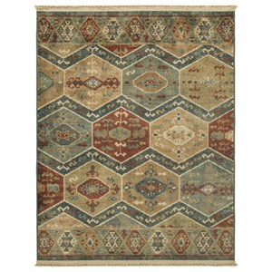 Signature Design by Ashley Casual Area Rugs Brooklie Multi Large Rug