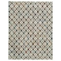 Signature Design by Ashley Casual Area Rugs Viaduct Multi Large Rug - Item Number: R403701