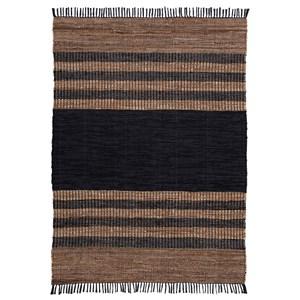 Zoran Black/Brown Large Rug