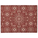 Signature Design by Ashley Casual Area Rugs Cosada Red Medium Rug - Item Number: R404032